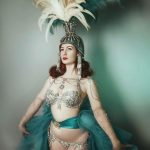 Burlesque performer for hire 22