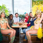 27th July 2016 Las Iguanas Brighton Marina Launch. Brighton, East Sussex, UK