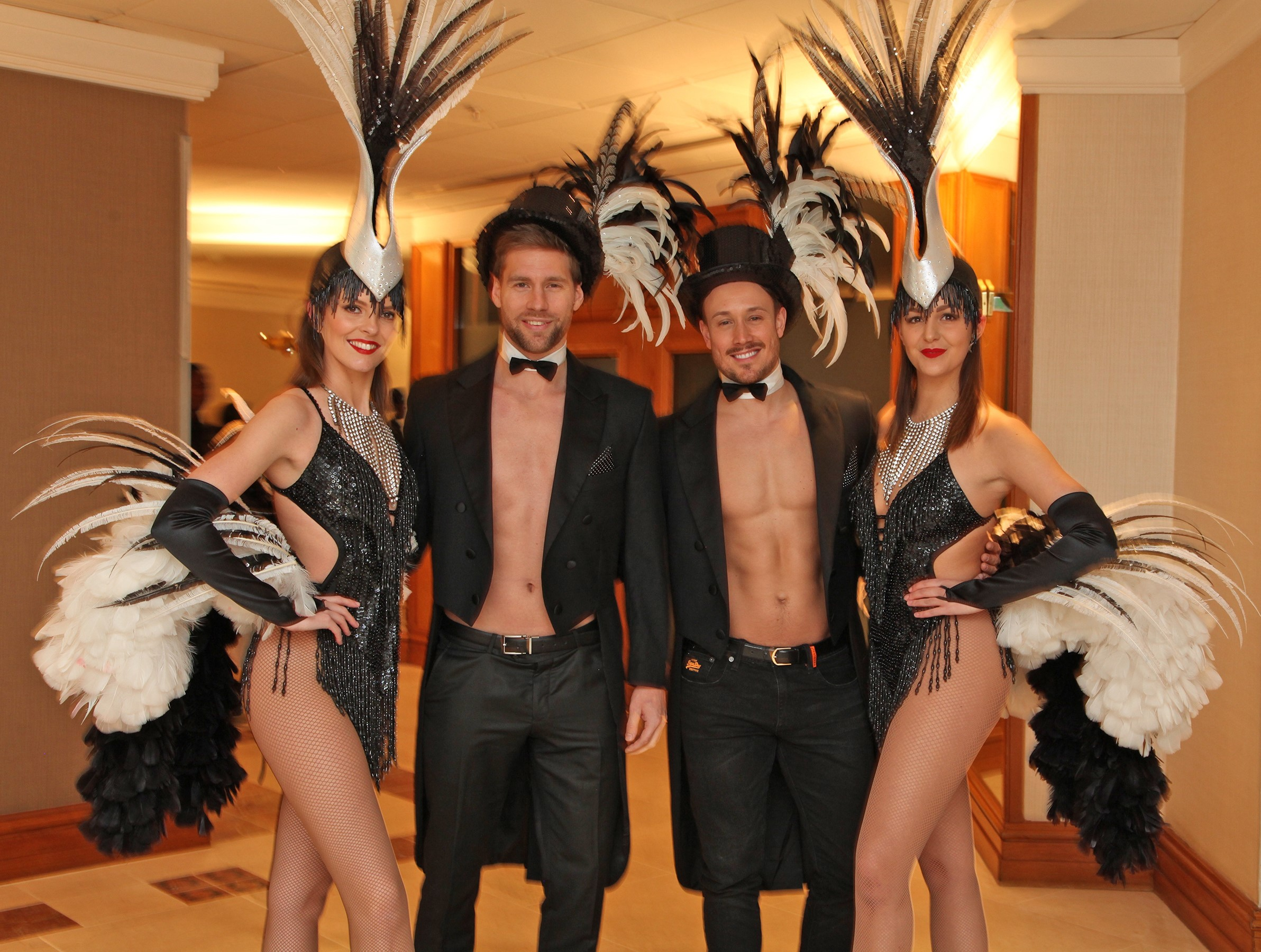 Vegas Show Boys Event Dancers Dancers For Hire Uk