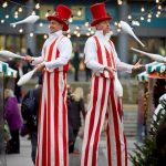 Stilt-Jugglers