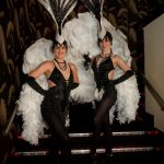Vintage Gatsby Feathers 01