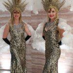 Vintage Vegas Show Girls Gold 01 edit