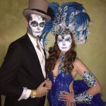 Event Dancers UK Twisted Circus Halloween 16