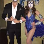 Event Dancers UK Twisted Circus Halloween 17
