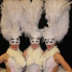 Masquerade themed showgirls 08