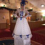 Masquerade themed showgirls 09