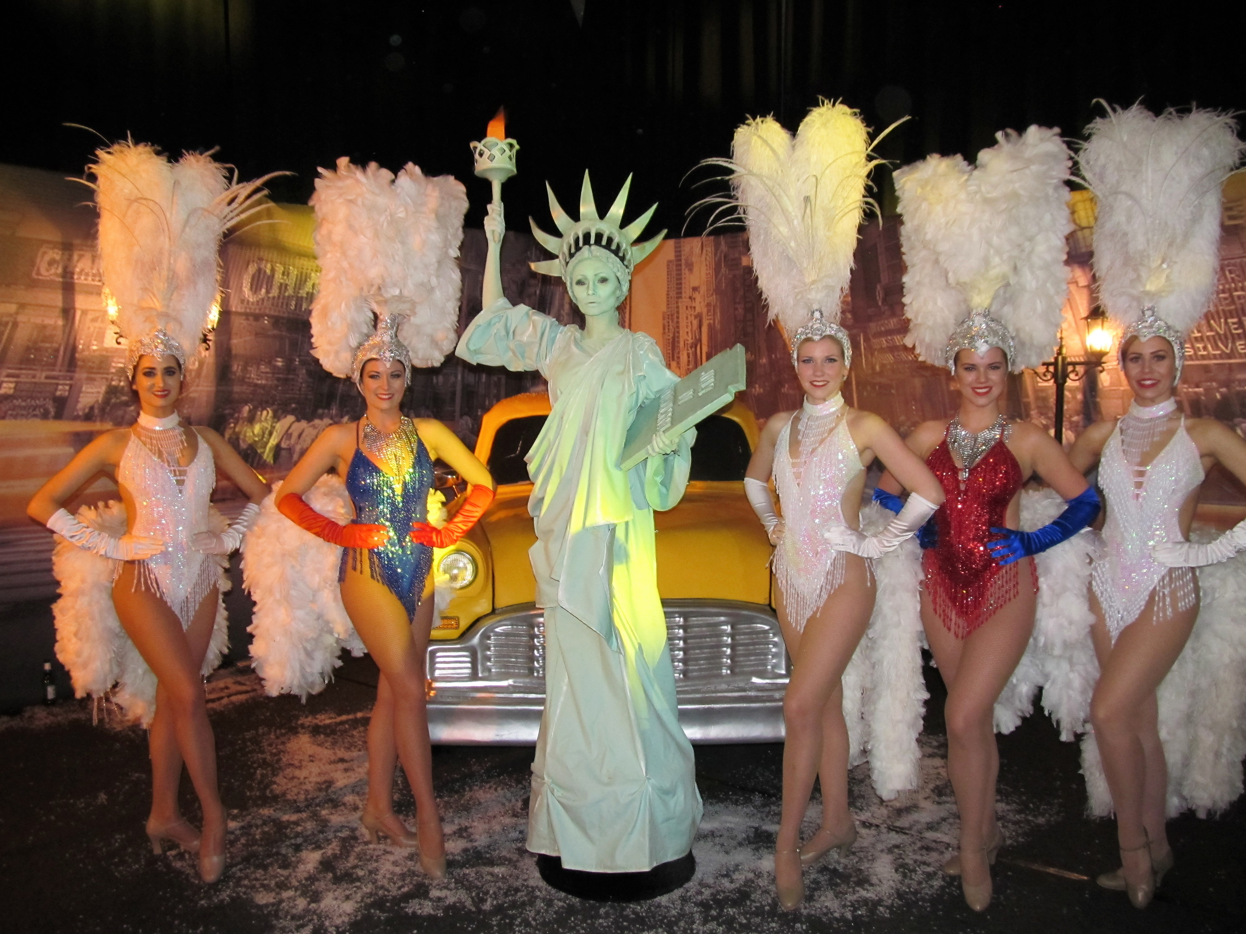 New York New York Event Dancers Dancers For Hire Uk