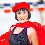 Parisian Themed Dancers 11
